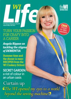 WI Life May- June Cover