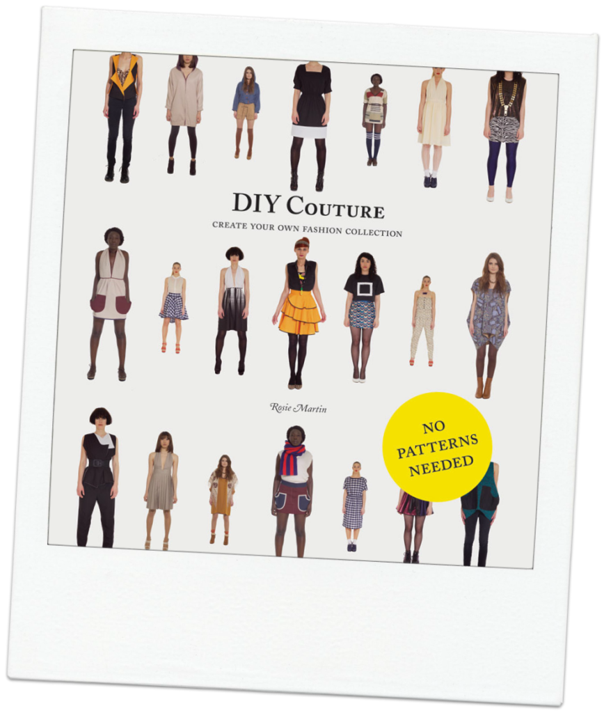 DIY Couture book cover