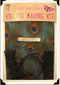 Flo Jo knicker making kit