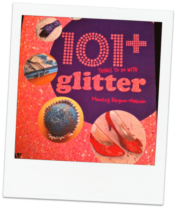 101 things to do with glitter