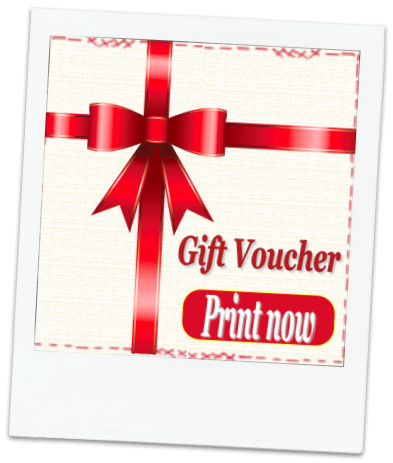 sewing gift voucher