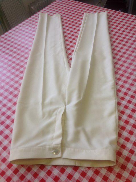 Trouser challenge toile