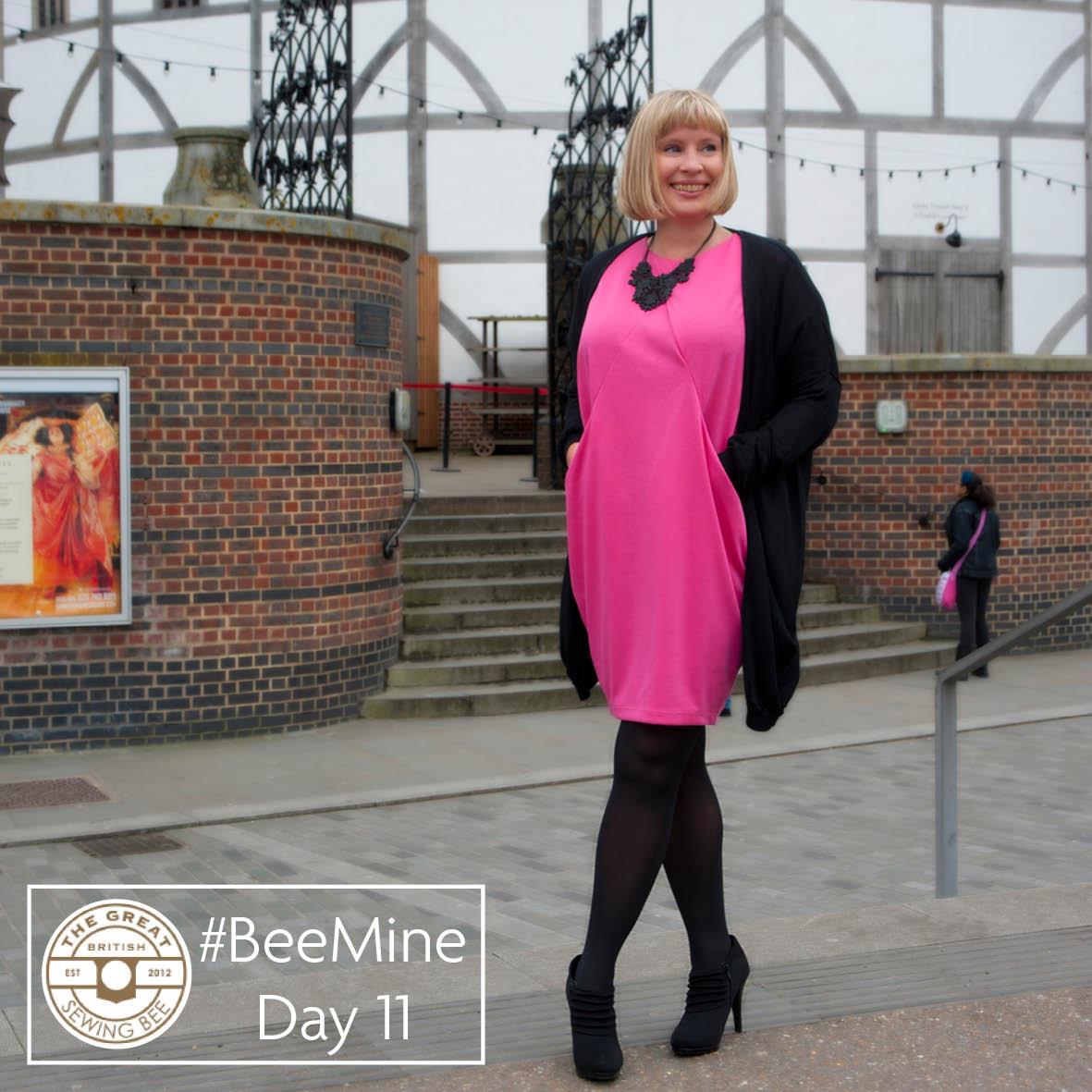 BeeMine Day11 globe