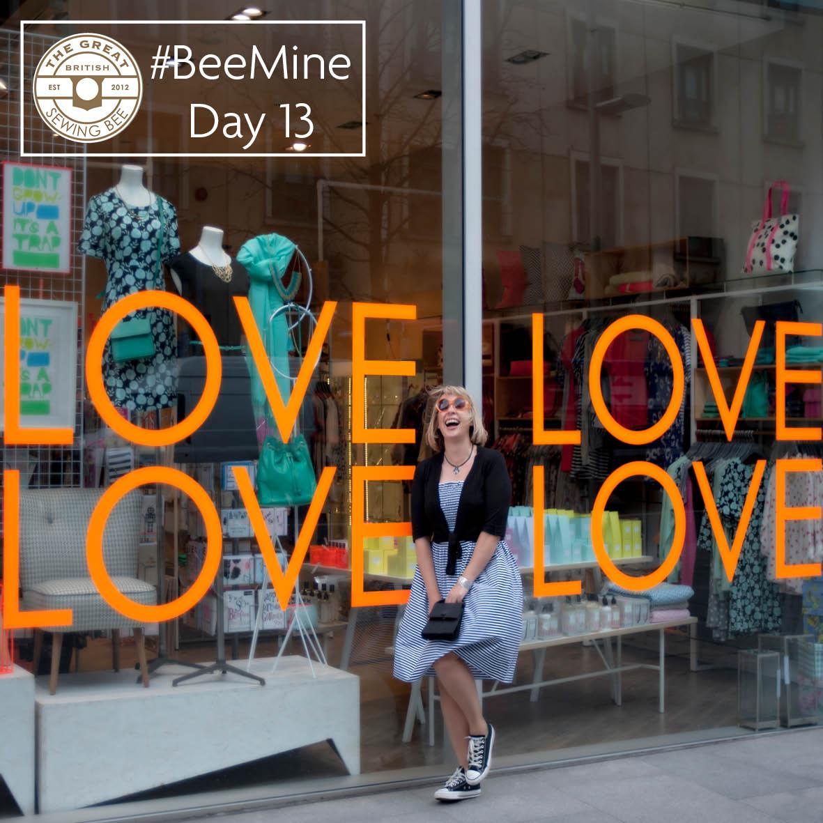 BeeMine_Day13