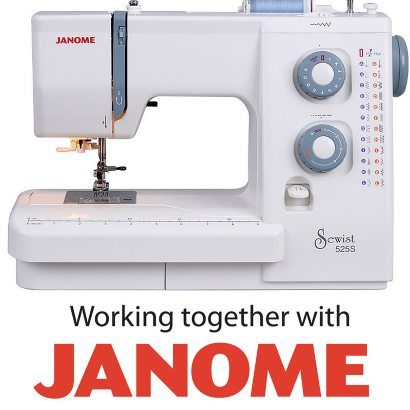 Working with Janome