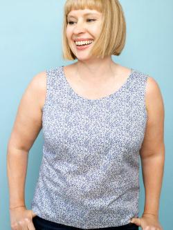 Beginner dressmaking classes- Simple shell top class